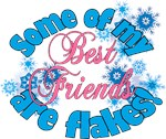 Flakes for Best Friends