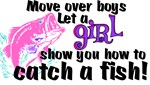 Move Over Boys - Fish