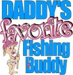 Daddy's Fishing Buddy - Girl