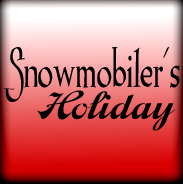 Snowmobiler's Holiday Cards, T-shirts & Gifts