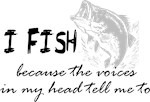 I Fish - Voices In My Head Tell Me To