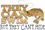 They Can Swim