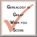 Genealogy is Great