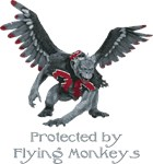 Protected by Flying Monkeys