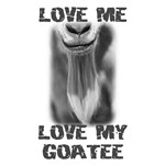 GOAT-Love my Goatee