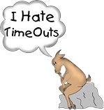 Goat Time Out