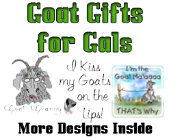 Goat Gifts for Women