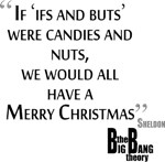 Big Bang Theory Candies and Nuts