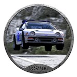 RS200 in the air