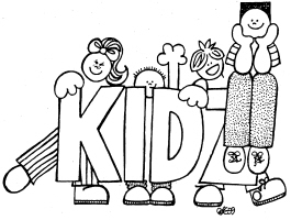 Kids Excercise Manuals