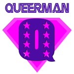 Queerman Gay Superhero T-Shirts & Gifts