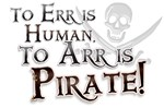 To Arr is Pirate! Funny