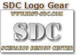 SDC Logo Gear