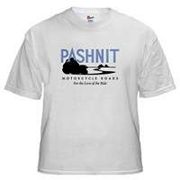 Pashnit Shirts - Logo on Front