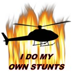 Helicopter - I Do My Own Stunts