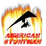 Hang Gliding Stuntman