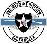 2nd Infantry South Korea with CIB