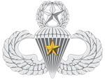 Master Airborne 5 Combat Jumps