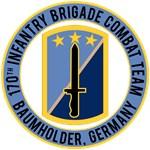 170th IBCT Baumholder