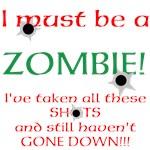 Zombie Gun Shots