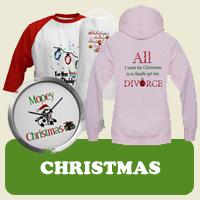 Christmas : Tees, Gifts & Apparel
