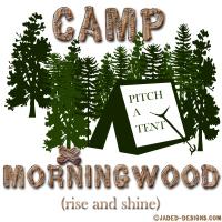 Camp Morning Wood Shirts And More