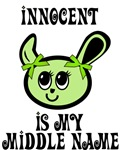 Innocent Is My Name Shirts and More