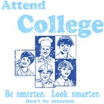 Attend College T-Shirt