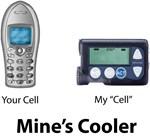 Mine's Cooler