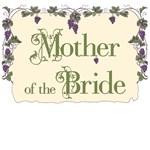Mother of the Bride Vineyard T-Shirts