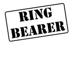 Ring Bearer Stamp T-Shirts