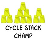 Cycle Stack Champ T-Shirts