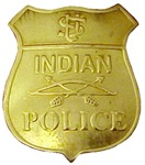 U S Indian Police