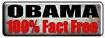 Obama Fact Free