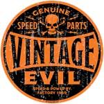 Vintage Evil 011B
