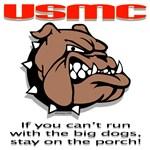 USMC Brown Bulldog