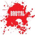 Brutal Blood Splatter