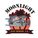 Moonlight V-22 Osprey
