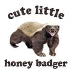 Cute Little Honey Badger