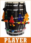 Dhol Player