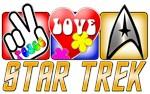 Peace Love Star Trek