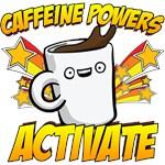 Caffeine Powers Activate