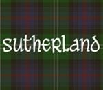 Sutherland Tartan
