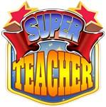 Super Teacher Superhero