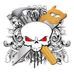 Handyman Skull
