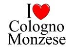I Love (Heart) Cologno Monzese, Italy