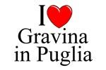 I Love (Heart) Gravina in Puglia, Italy