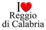 I Love (Heart) Reggio di Calabria, Italy