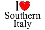 I Love (Heart) Southern Italy