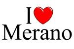 I Love (Heart) Merano, Italy